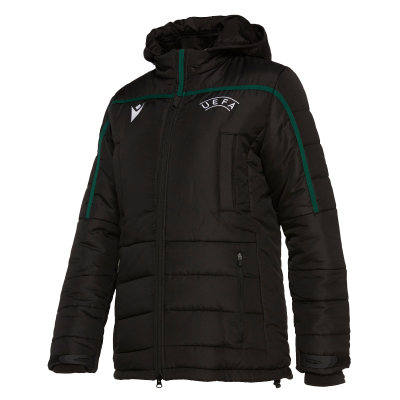 Official women winter jacket UEFA