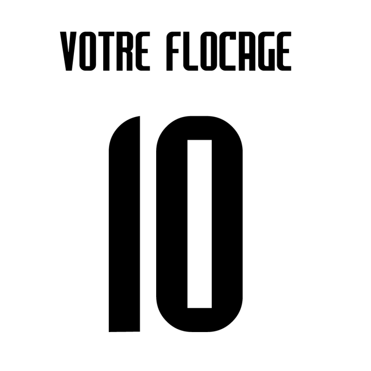 Flocage OL 2021