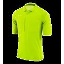 Camiseta de árbitro NIKE amarilla fluo 2018-22