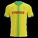 Shirt FC Nantes home 2021-22 Macron