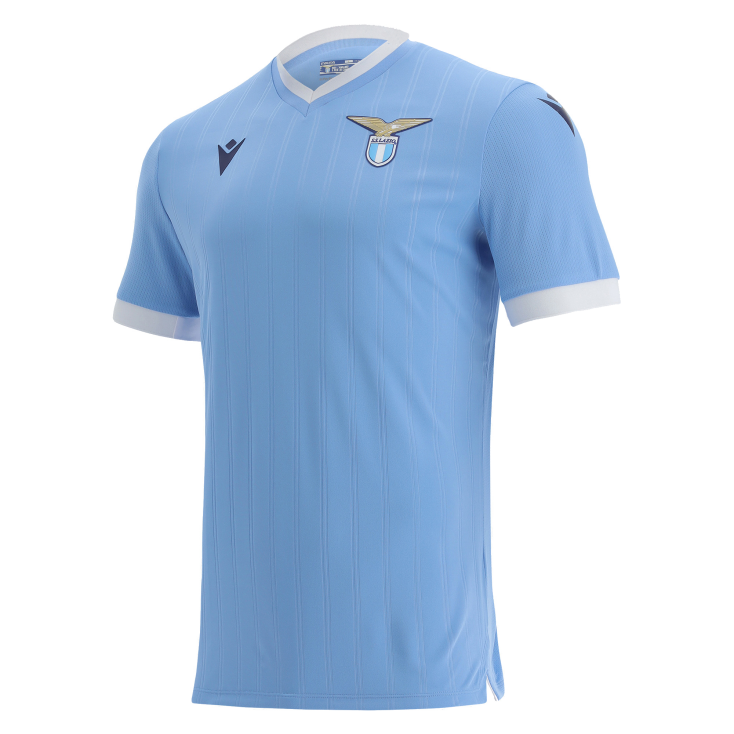 Shirt Lazio Roma home 2021-22 Macron