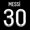 Floccaggio MESSI 30 PSG