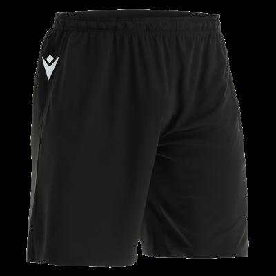 Pantalon corto de árbitro UEFA negro 2021