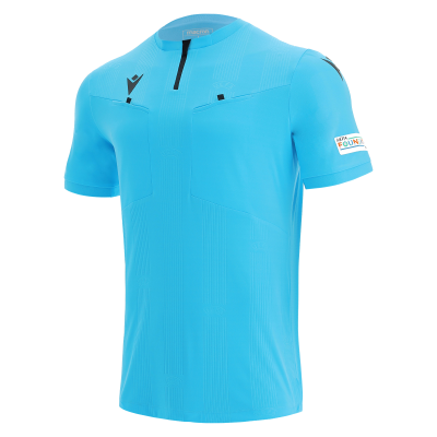 Referee shirt UEFA blue 2021