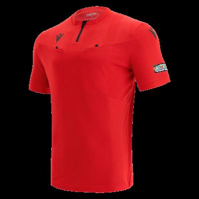 Referee shirt UEFA red 2021