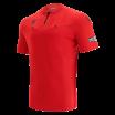Maillot arbitre UEFA rouge 2021