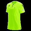 Maillot arbitre femme UEFA jaune 2021