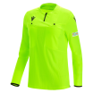 Referee shirt women UEFA yellow 2021