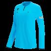Referee shirt women UEFA blue 2021