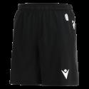 Pantalon corto mujer de árbitro UEFA negro 2021