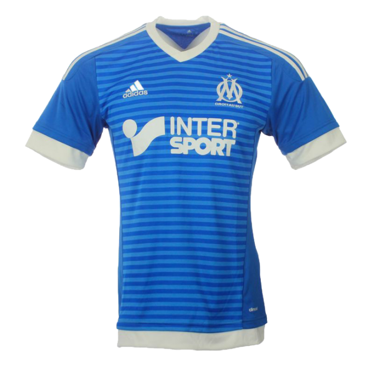 Shirt Marseille home 2015-16 ADIDAS