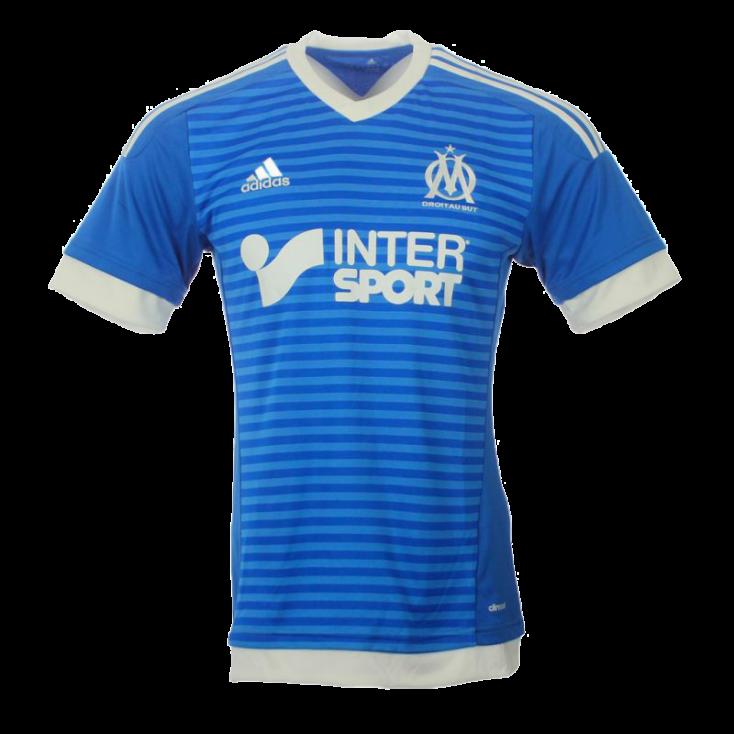 Shirt Marseille home 2015-16 ADIDAS