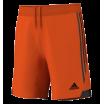 Pantalon corto Tiro naranja ADIDAS