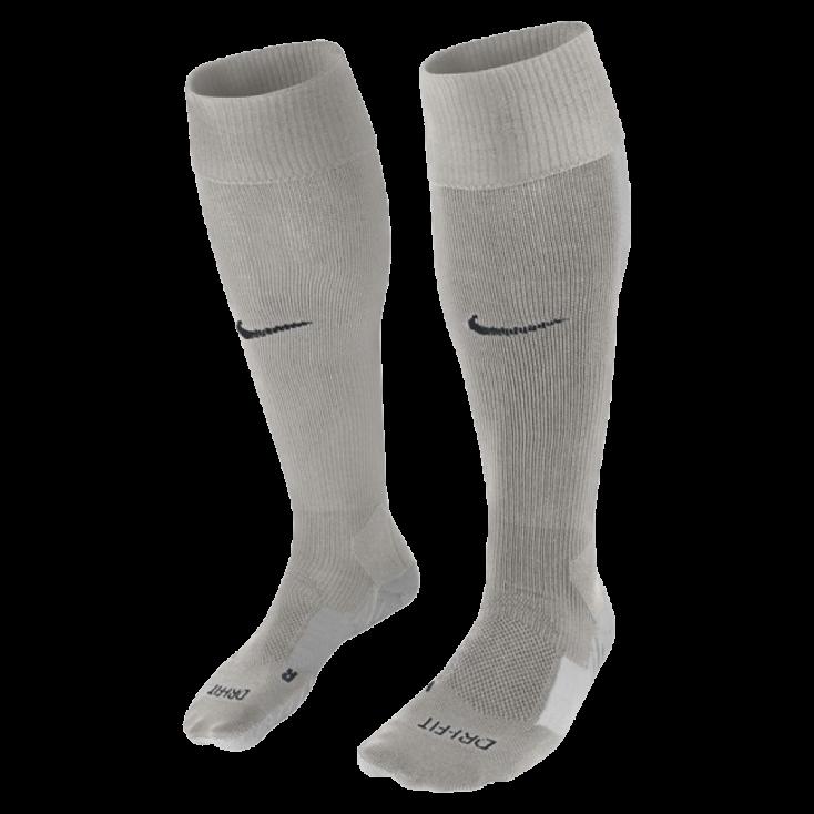 Chaussettes arbitre NIKE grise officiel FFF 2014-16