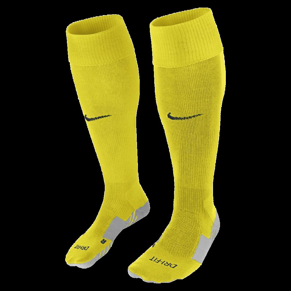 chaussettes arbitre nike jaune officiel fff 2014 16 styl 39 foot. Black Bedroom Furniture Sets. Home Design Ideas