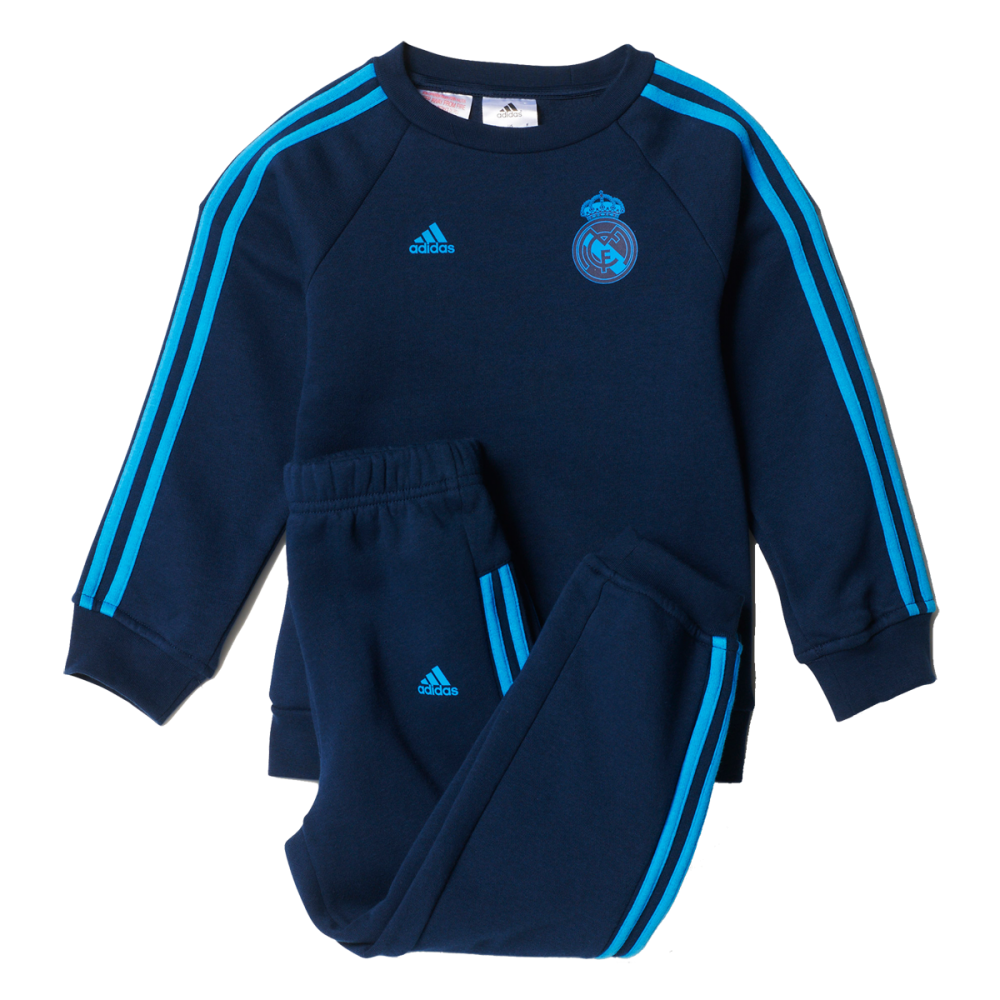 real madrid b b jogging 2015 16 adidas styl 39 foot. Black Bedroom Furniture Sets. Home Design Ideas