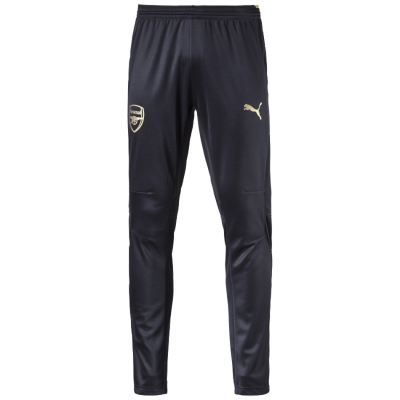 Training pant kid Arsenal black Puma